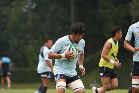 キャプテンを務める梶村選手