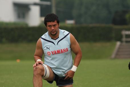 新主将の串田選手