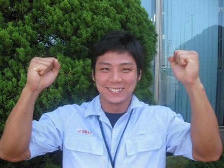 23歳の伊東選手