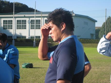 ひたむきなプレーでチームに貢献 田村選手